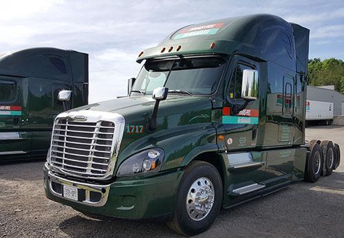 Trans-Frt McNamara 2017 Freightliner Cascadia Evolution